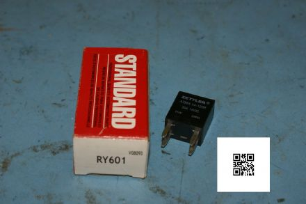 1997-2016 Corvette C5 C6 C7 4-Blade Relay, Standard RY601, New In Stock